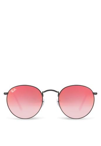 Round Metal 太陽esprit童裝門市眼鏡, 飾品配件, 飾品配件