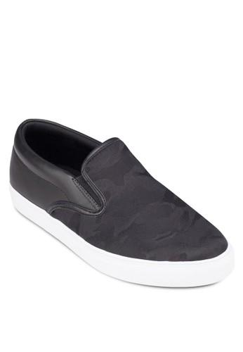 迷彩拼接懶人鞋, 鞋esprit女裝, 懶人鞋