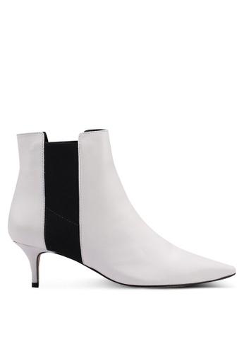 ALDO 白色 Jerirewia 踝靴 E52EBSHBFD9E21GS_1