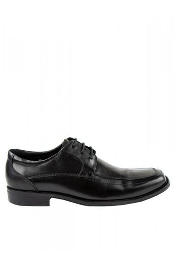 Otto black Lace up Formal Shoes 23EF8SH1143CC9GS_1