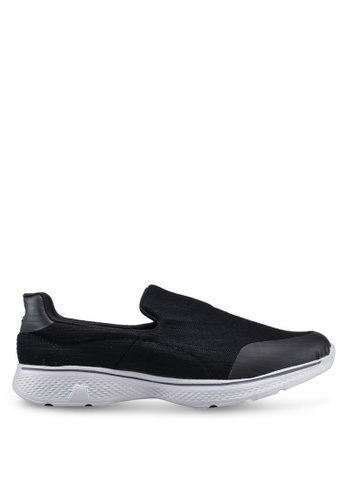 UniqTee black Lightweight Slip-On Sport Shoes 8013DSH5E5F7A6GS_1