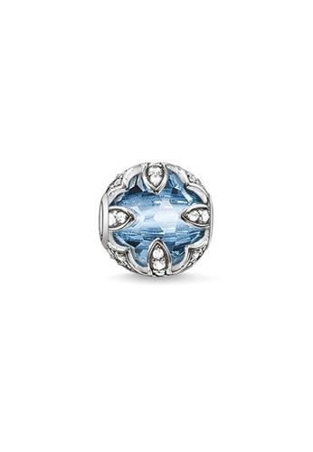 Thomas Sabo blue Bead Light Blue Lotus 70BEAAC88E1BA6GS_1