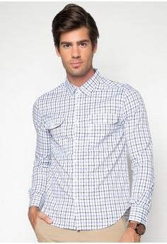 Inno Long Sleeve Checkered Shirt