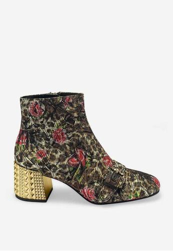 ASH 多色 Esquire - 多色印花靴 4A0ABSH12E5487GS_1