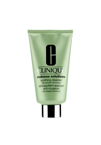 Clinique CLINIQUE - Redness Solutions Soothing Cleanser 150ml/5oz 2EFD4BE78D1467GS_1