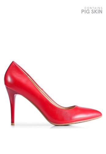 BETSY 紅色 Olivia 經典高跟鞋 A8DB2SH167C612GS_1