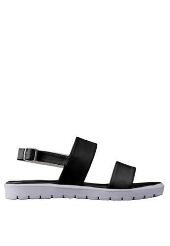 Beauty Shoes 637 Beauty Sandal Black