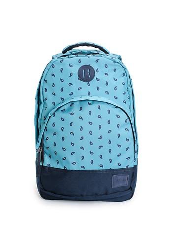 Nixon blue Grandview Backpack Seafoam C0D0AACFE6DCD0GS_1