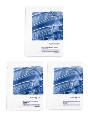 Pyunkang Yul Highly Moisturizing Essence Mask Pack 25ml - Bundle 3 AA530BEC0F50A8GS_1