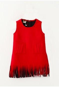 Myrtle Fringe Dress
