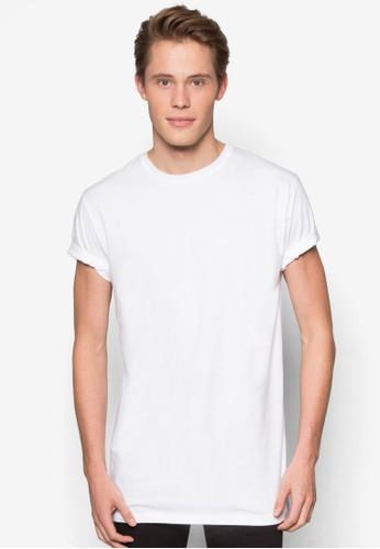 長版短袖TEE、 服飾、 服飾Topman長版短袖TEE最新折價