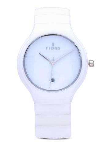Bolle esprit 價位素面陶瓷腕錶, 錶類, 飾品配件