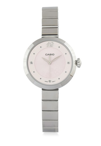 Casio pink and silver Women Analog Watches Ltp-E154D-4Adf 35FA3AC5A9DD69GS_1