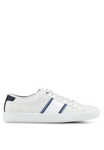 ALDO white Rinazzo Sneakers 1E017SHF7A9AA8GS_1