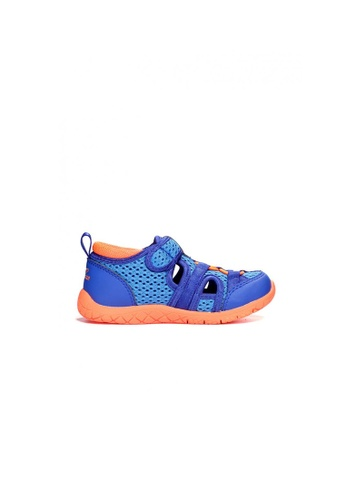Dr. Kong blue Baby 123 Shoes 0EFABKS5202627GS_1