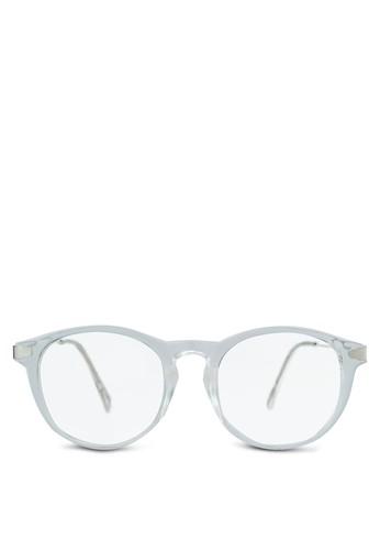 Mzalora 心得 ptts. Marc 潮流平光眼鏡, 飾品配件, 飾品配件