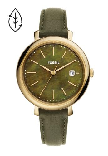 FOSSIL green Jacqueline Watch ES5122 E0FACACDA3F95DGS_1