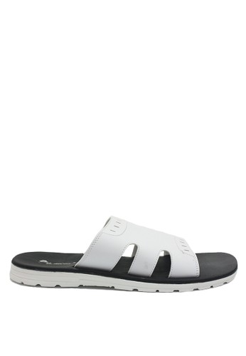 Dr. Kevin white Dr. Kevin Men Sandals 97209 - White A9FF3SH1878610GS_1