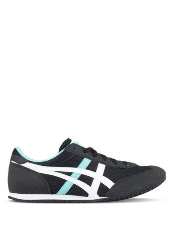 Onitsuka Tiger black Machu Racer Shoes ON067SH0SVWOMY_1