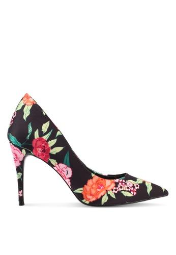 ALDO black Traycey Heeled Shoes 7C44ESHC361445GS_1