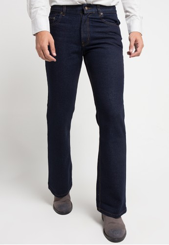 Jimmy Martin blue Bootcut Denim Basic 165CDAACFA1AE1GS_1