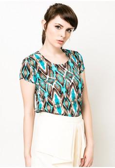 Eloiza Short Sleeves Top