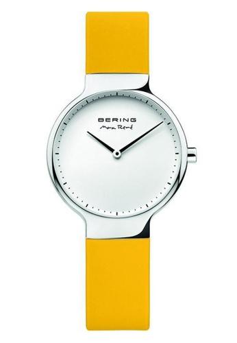 Bering yellow Max Rene 15531-600 White 31 mm Women's Watch 5CA9DAC5E4F01CGS_1