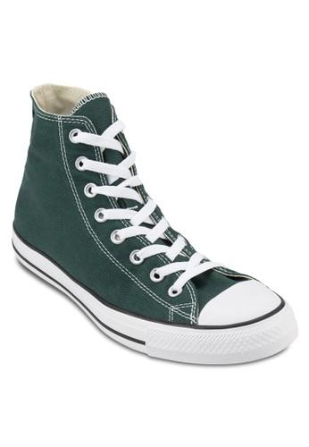 Chuck Taylor All Star 高edc by esprit服饰筒運動鞋, 女鞋, 鞋