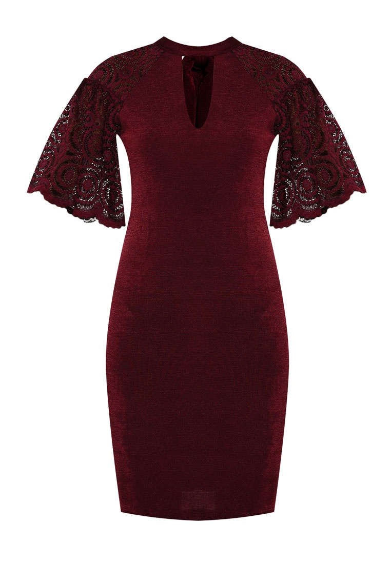 Helga TFNC Dress TFNC Burgundy Helga TFNC Dress Helga Dress Burgundy RRwSXr