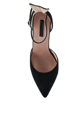 6599bb158 Shop LOST INK Ankle Strap Stiletto Court Heels Online on ZALORA Philippines