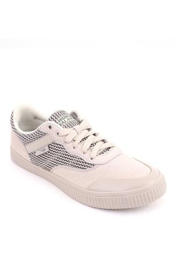 World Balance beige Kendrick Men's Sneakers 4085FSH49AD3BFGS_1