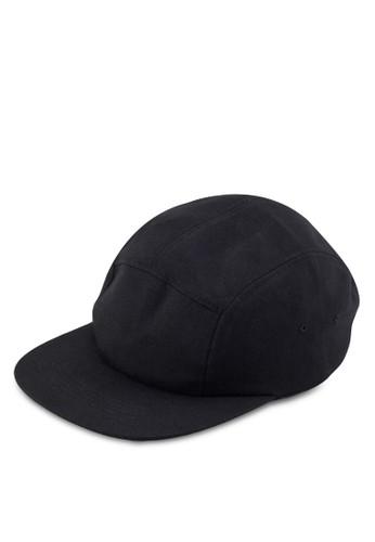 男性簡約拉鍊飾鴨舌帽, 飾品配件, 飾品配esprit 寢具件