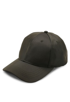 bae8782dd7a7dd OVS green Nylon Baseball Cap With Adjustable Buckle 93D1AACCA87B87GS 1