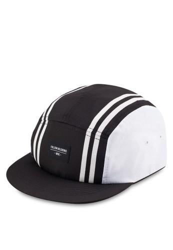 男性條紋飾鴨舌帽, 飾品配件,esprit專櫃 飾品配件