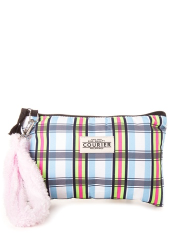 Courier multi Pouch with Fur strap CO826AC69QOSPH_1