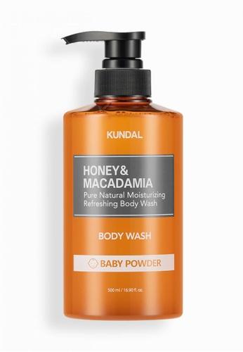 KUNDAL [KUNDAL] Pure Body Wash 500ml Baby Powder 9772DBE31A5569GS_1