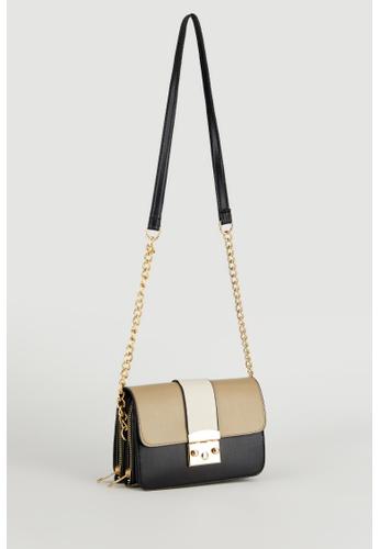 DeFacto black Woman Shoulder Bag A34B3AC2F76A43GS_1