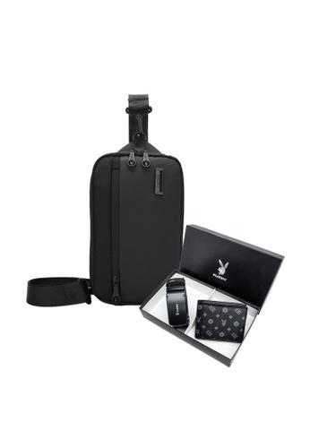 Playboy black Playboy Gift Set Box 3F5FDAC7879463GS_1