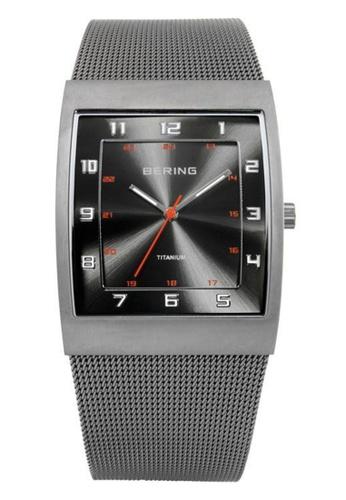 Bering grey Classic 11233-077 Grey 37 mm Men's Watch 152A0AC736E6AFGS_1