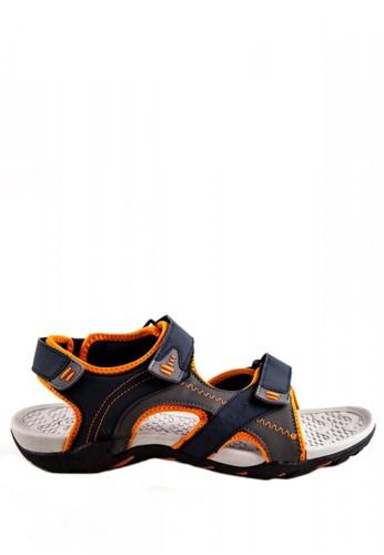 Otto blue Hiking Sandals OT407SH0J0HSPH_1