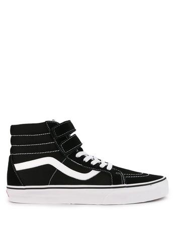 Vans black Ua Sk8-Hi Reissue V 32E4ESH4BB5D10GS 1 5b386dfd50