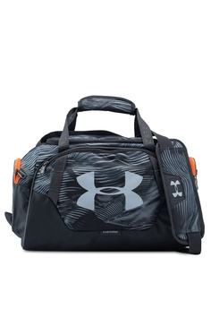 70f1ece180 Under Armour grey UA Undeniable Duffle 3.0 XS Bag D24EFAC7ABB82BGS 1