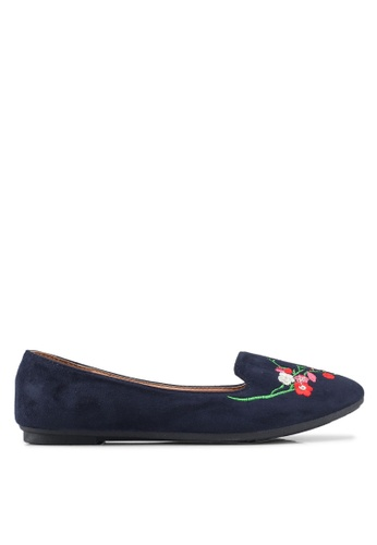 d3f07b8f3bb Shop Noveni Embroidered Loafers Online on ZALORA Philippines