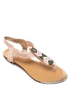 Maddie Flat Sandals