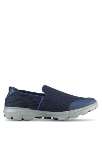 UniqTee blue Lighweight Breathable Mesh Sporty Sneakers UN097SH0S21IMY_1