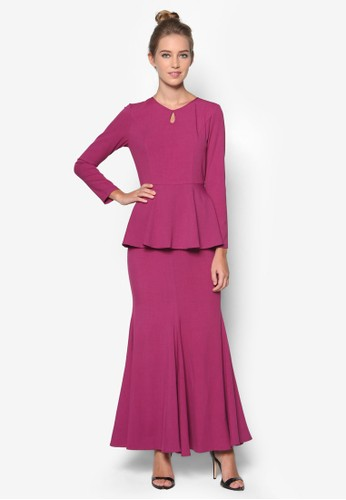 Rindu 素色傘擺一件式長裙, 服esprit 尖沙咀飾, 女性服飾