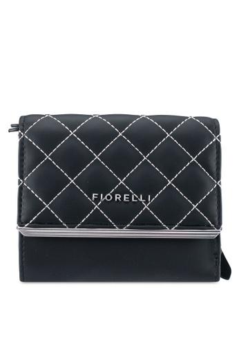 Fiorelli black Small Dropdown Wallet FI529AC0SYCFMY_1