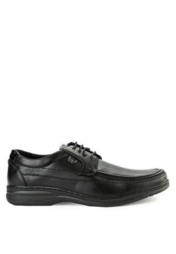 Watchout! Shoes black Lace Up D85E7SHF45EFE5GS_1