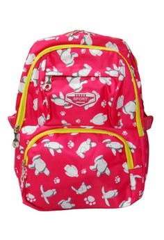 Dynamic Hero School Bag BackPack BP-4 (Red)