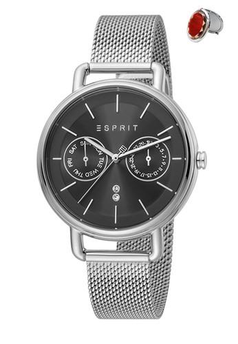 Esprit Watches black and silver Jam Tangan Esprit Jam Tangan Wanita ES1L179M0075 Original DF54DAC4746909GS_1